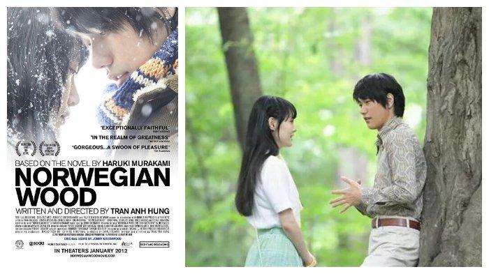 Film dan Acara TV Romantis Jepang