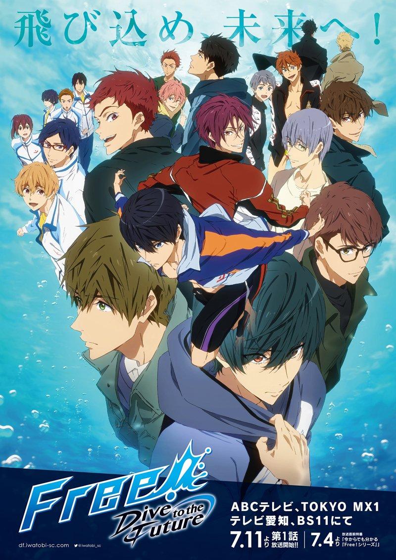 Film Anime Bertema Olahraga Paling Mendebarkan
